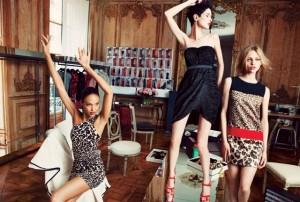 Leopard Dress, Black Dress, Leopard Shift- all $109 each