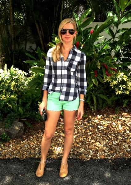 erika thomas miami blogger tractr jeans
