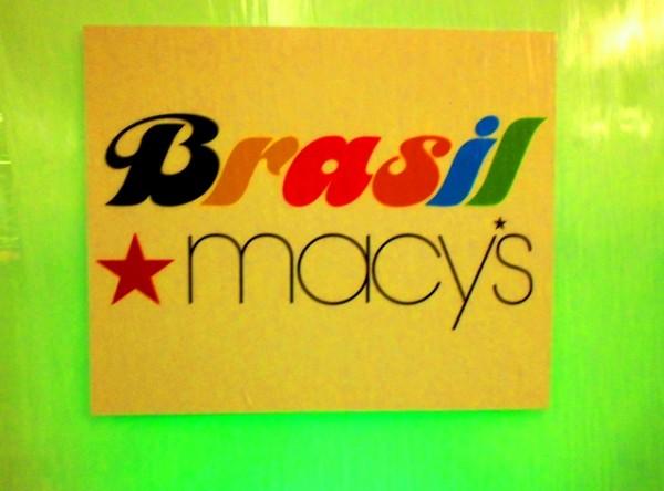 macy's brasil celebration