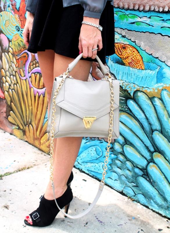 sole society purse