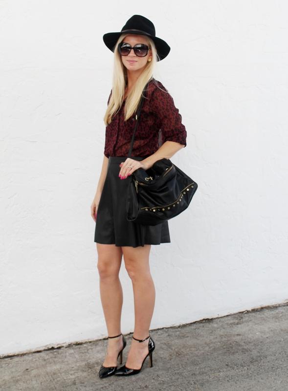 blah blah blonde blog